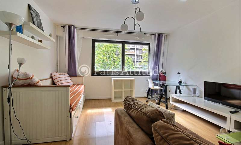 Rent Apartment Studio 33m² avenue du General Leclerc, 75014 Paris