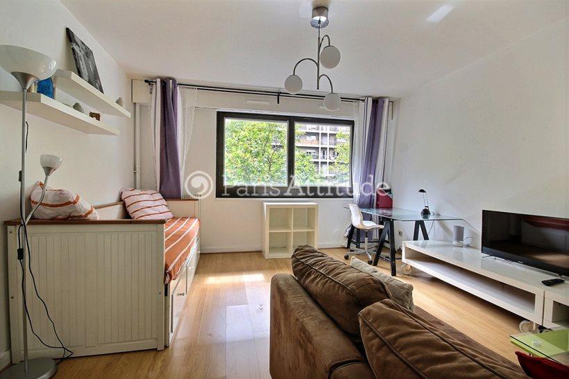 Rent furnished Apartment Studio 33m² avenue du General Leclerc, 75014 Paris