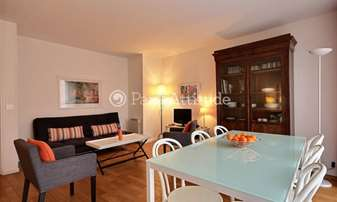 Rent Apartment 3 Bedrooms 85m² rue de la Sabliere, 14 Paris