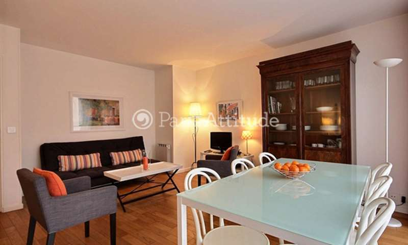 Rent Apartment 3 Bedrooms 85m² rue de la Sabliere, 14 Paris