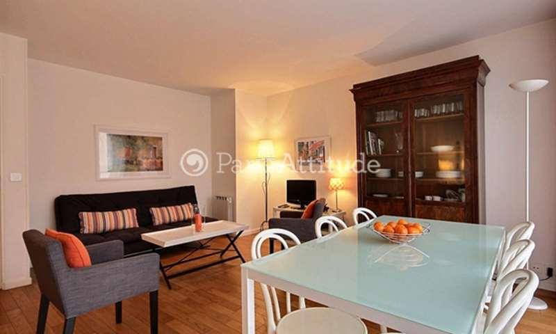 Rent Apartment 3 Bedroom 85m² rue de la Sabliere, 75014 Paris