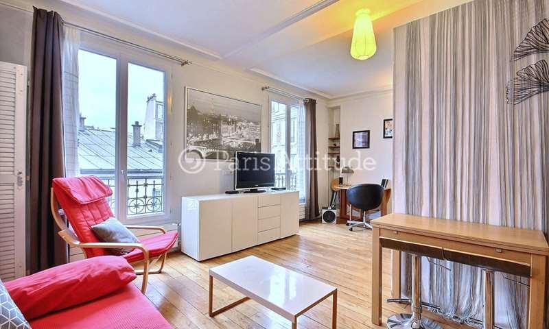 Rent Apartment Alcove Studio 37m² rue des Vinaigriers, 75010 Paris