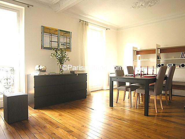 Rent Apartment 1 Bedroom 52m² rue Torricelli, 75017 Paris