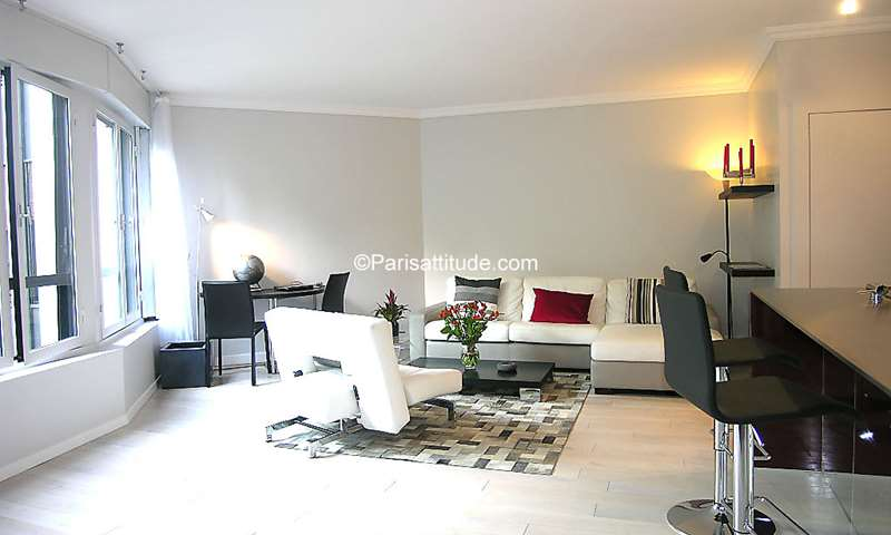 Rent Apartment 1 Bedroom 62m² avenue Foch, 75016 Paris
