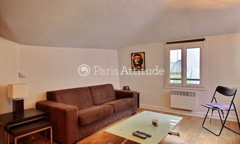 Location Appartement Studio 21m² rue de Sevres, 75006 Paris