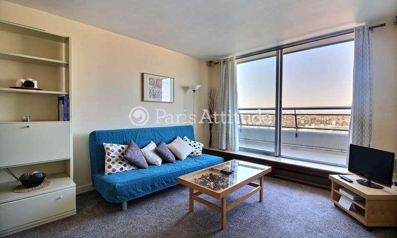 Rent Apartment 1 Bedroom 57m² boulevard Kellermann, 13 Paris