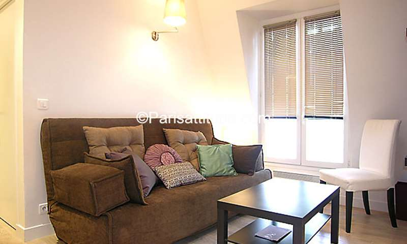 Rent Apartment Studio 22m² rue Nicolo, 16 Paris