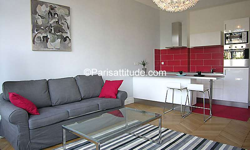 Rent Apartment Studio 33m² rue du Faubourg Saint Honore, 8 Paris
