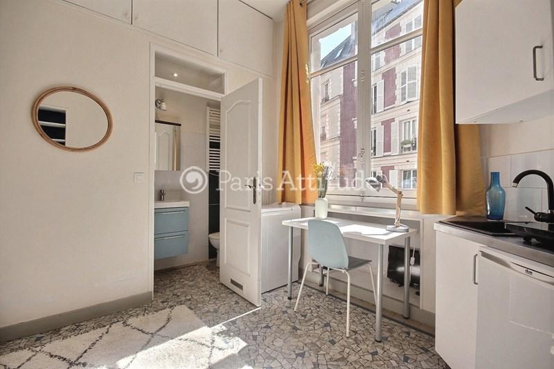 Location Appartement Studio 15m² rue du Faubourg Saint Honore, 75008 Paris