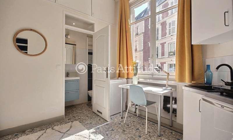 arc de triomphe apartments rental paris attitude. Black Bedroom Furniture Sets. Home Design Ideas