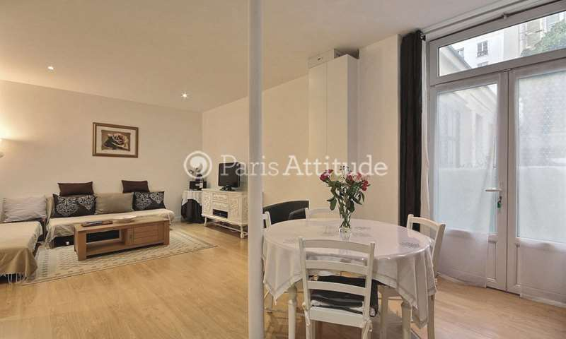 Rent Apartment 2 Bedrooms 67m² rue du Faubourg Saint Denis, 10 Paris