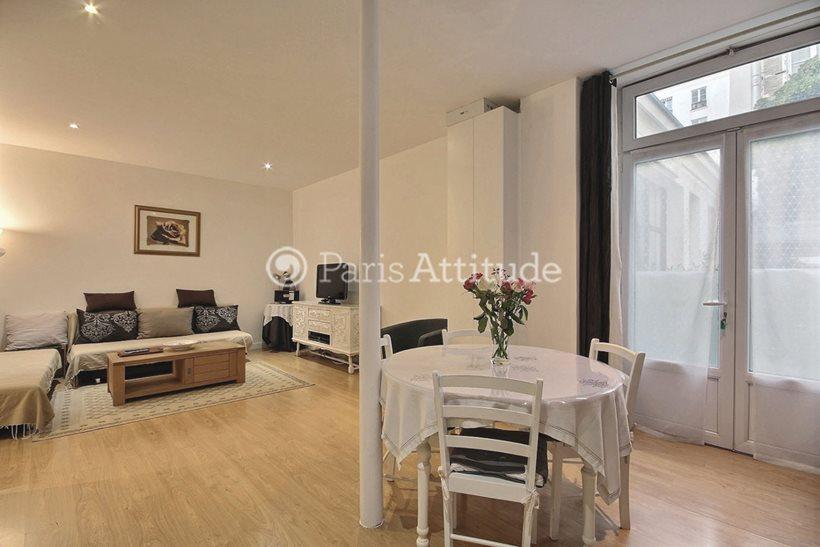 Aluguel Apartamento mobiliado 2 quartos 67m² rue du Faubourg Saint Denis, 75010 Paris