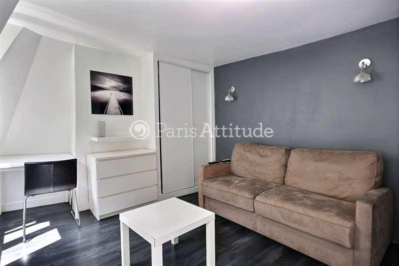 Aluguel Apartamento mobiliado Quitinete 22m² passage Cottin, 75018 Paris