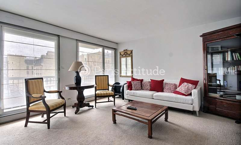 Rent Apartment 2 Bedroom 86m² rue de Clichy, 75009 Paris