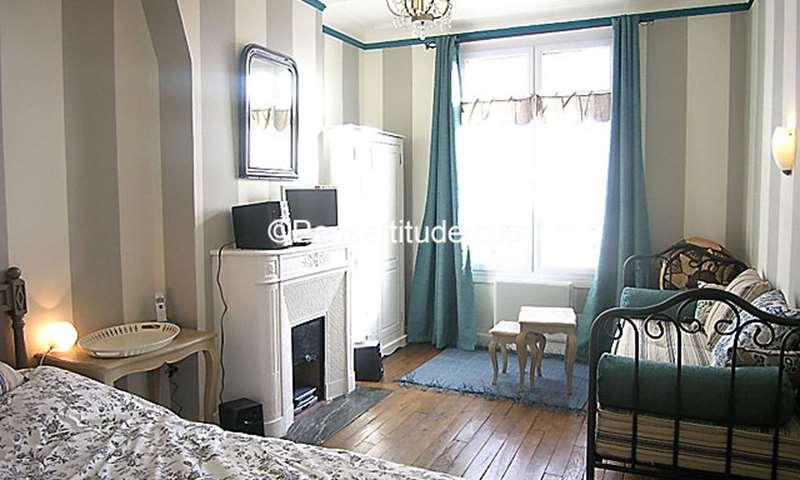 Rent Apartment Studio 25m² rue Humblot, 15 Paris