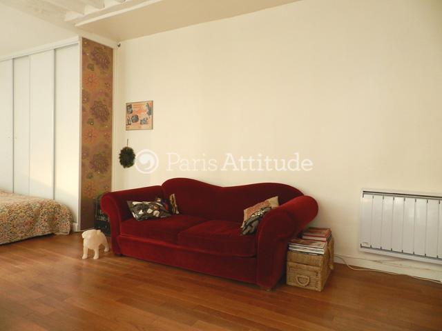 Rent Apartment In Paris 75011 - 35m U00b2 Republique