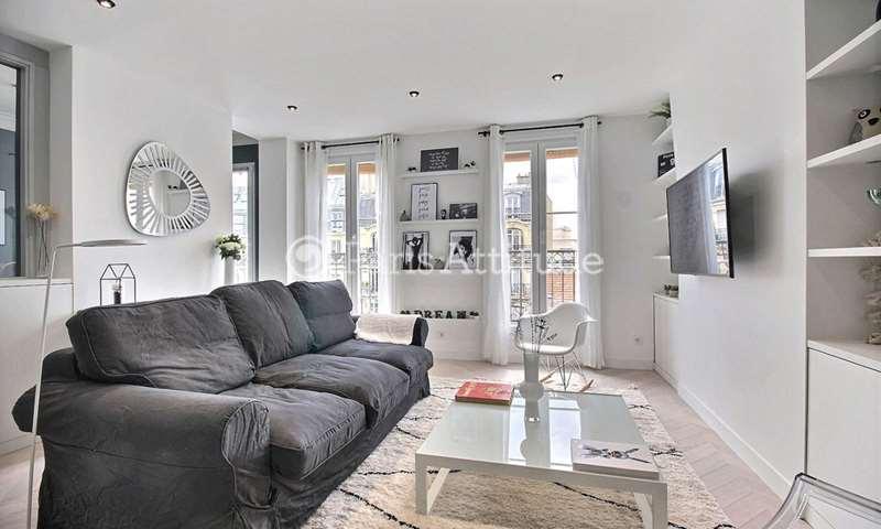 Rent Apartment 2 Bedroom 68m² avenue Parmentier, 75011 Paris