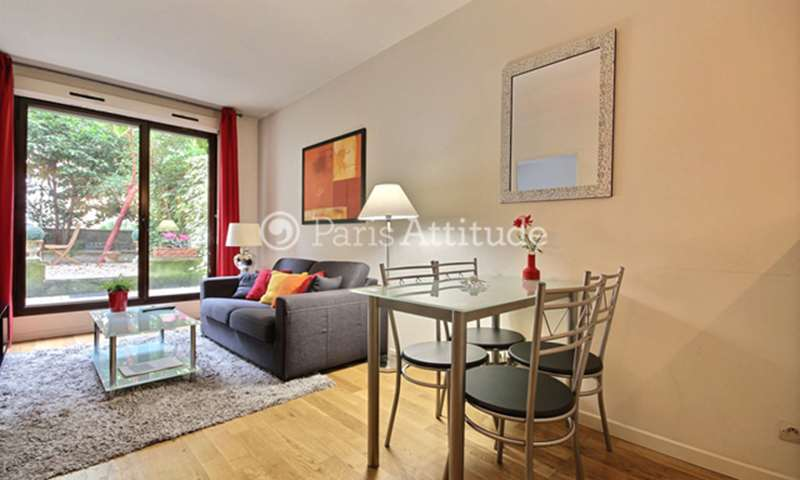 Rent Apartment 1 Bedroom 40m² rue des Bergers, 15 Paris