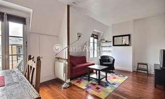 Rent Apartment 1 Bedroom 40m² rue Lecourbe, 15 Paris