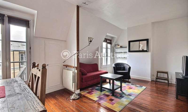 Location Appartement 1 Chambre 40m² rue Lecourbe, 75015 Paris