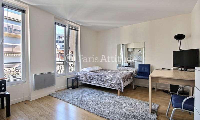 Rent Apartment Studio 25m² rue Viala, 15 Paris
