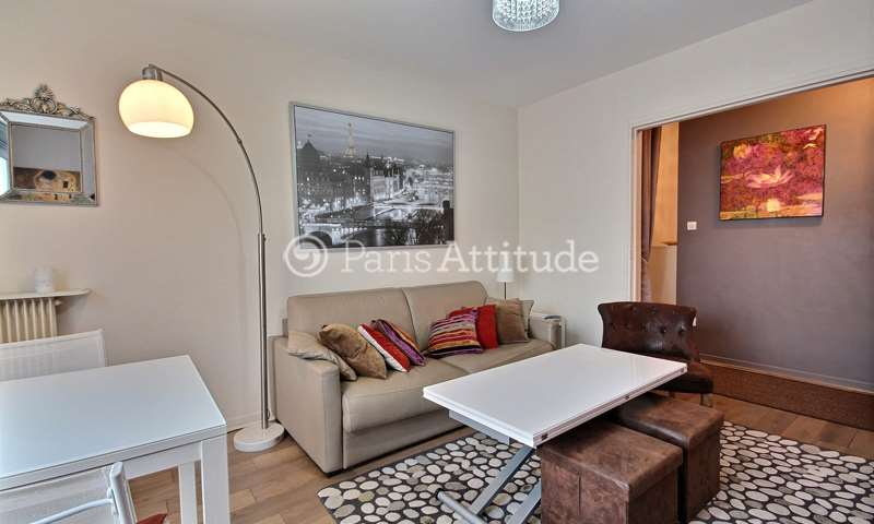 Rent Apartment 2 Bedrooms 56m² rue Cambronne, 15 Paris