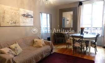 Rent Apartment 2 Bedrooms 55m² rue Sainte Anne, 2 Paris