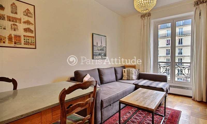 Rent Apartment 1 Bedroom 30m² rue Monge, 75005 Paris