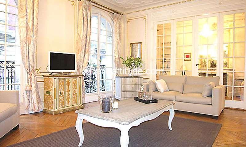 Rent Apartment 3 Bedroom 205m² rue Pierre Demours, 75017 Paris