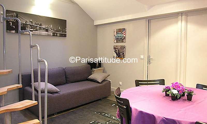 Rent Apartment 1 Bedroom 35m² rue de Sevres, 7 Paris