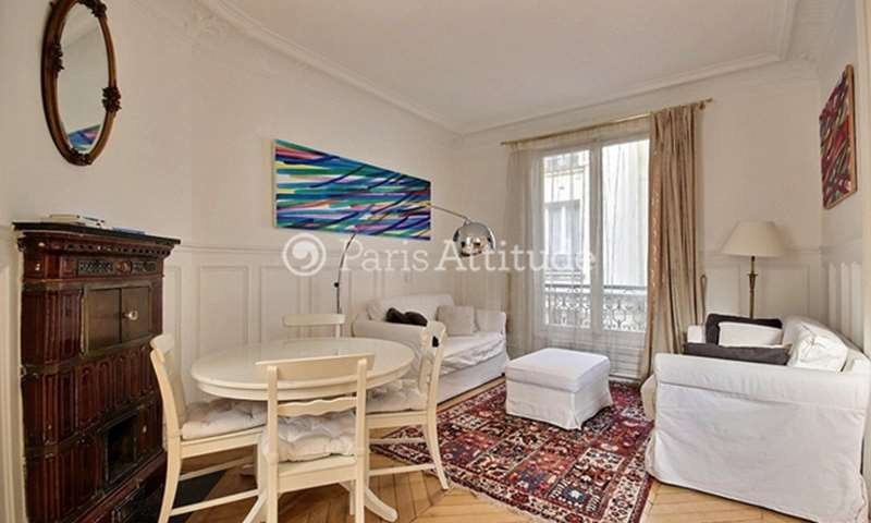 Rent Apartment 2 Bedrooms 67m² rue de Liege, 8 Paris