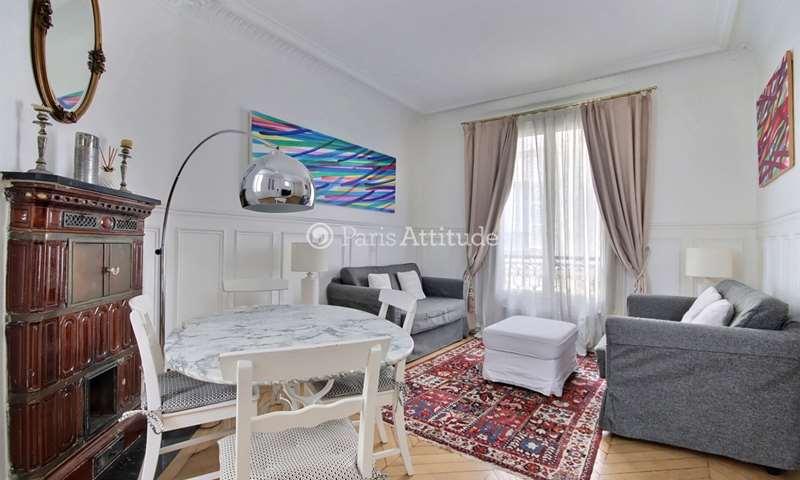 Rent Apartment 2 Bedrooms 67m² rue de Liege, 8 Paris