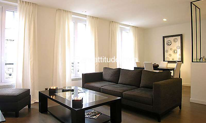 Rent Apartment 1 Bedroom 56m² rue Copernic, 16 Paris