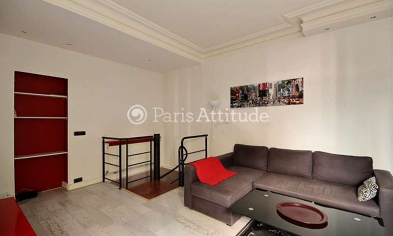 Rent Duplex 1 Bedroom 48m² rue de Charenton, 75012 Paris