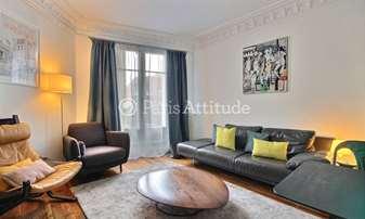 Location Appartement 2 Chambres 52m² rue Duhesme, 18 Paris