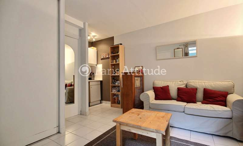 Rent Apartment 1 Bedroom 27m² rue Camille Desmoulins, 92300 Levallois Perret