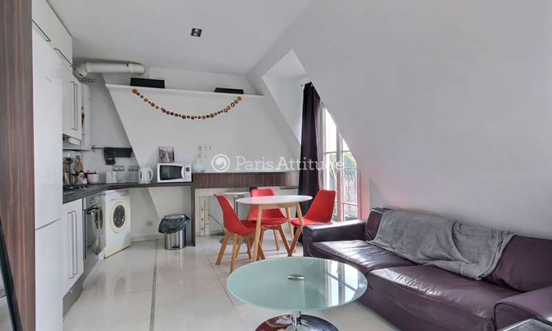 Location Appartement 1 Chambre 35m² rue du Chateau Landon, 75010 Paris