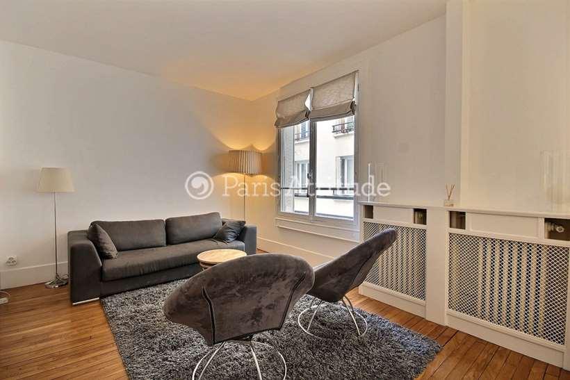Rent furnished Apartment 1 Bedroom 50m² rue Monsieur, 75007 Paris