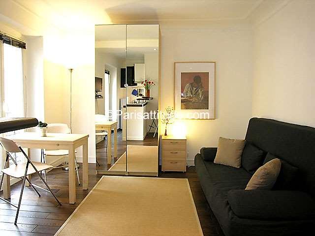 Louer Appartement meublé Studio 20m² rue Monge, 75005 Paris