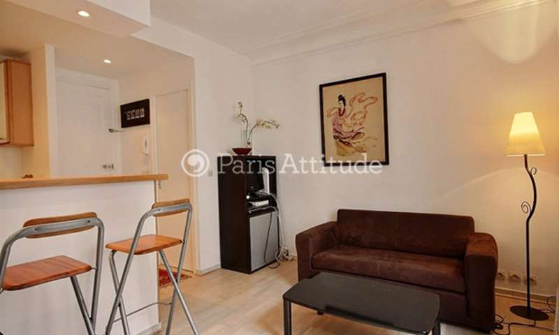 Rent Apartment 1 Bedroom 32m² rue Yvon Villarceau, 75016 Paris