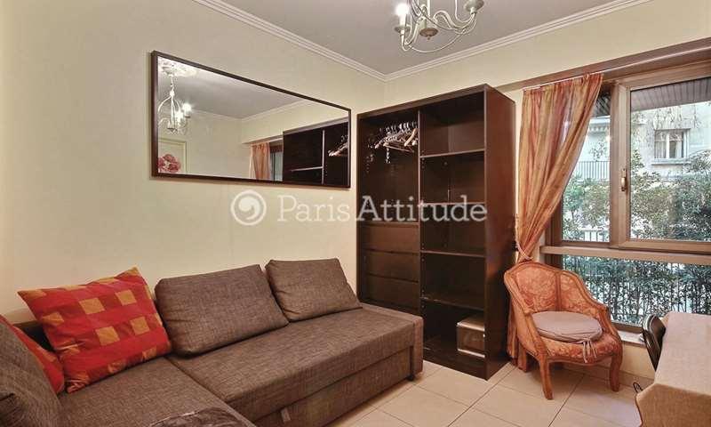 Aluguel Apartamento Quitinete 15m² avenue Foch, 16 Paris