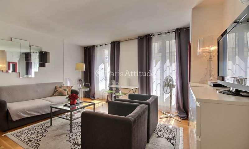 Rent Apartment 1 Bedroom 40m² rue de Grenelle, 7 Paris