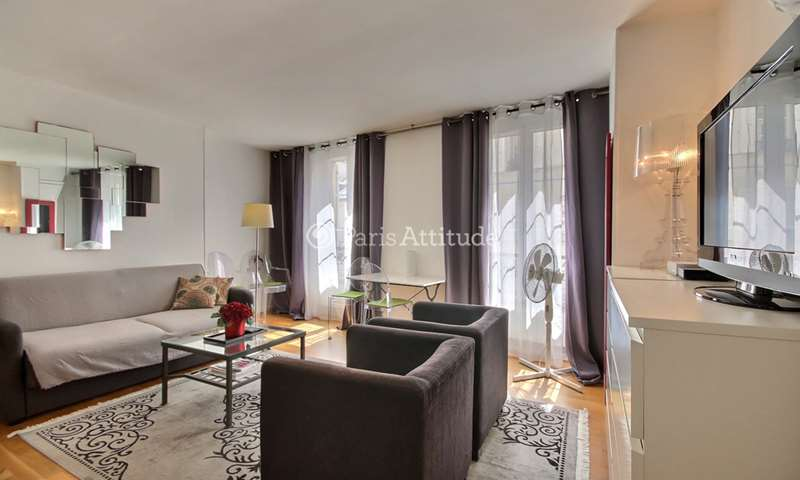 Rent Apartment 1 Bedroom 40m² rue de Grenelle, 7 Paris