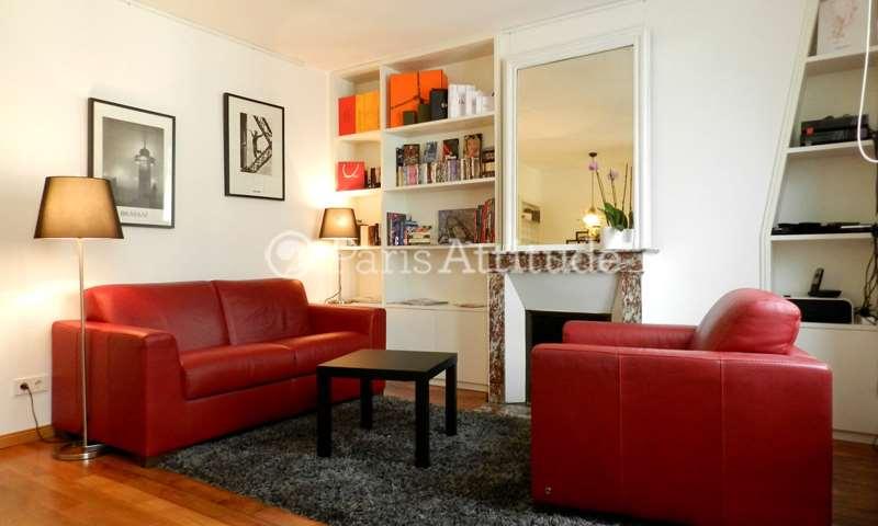 Location Appartement 1 Chambre 32m² avenue de La Motte Picquet, 7 Paris