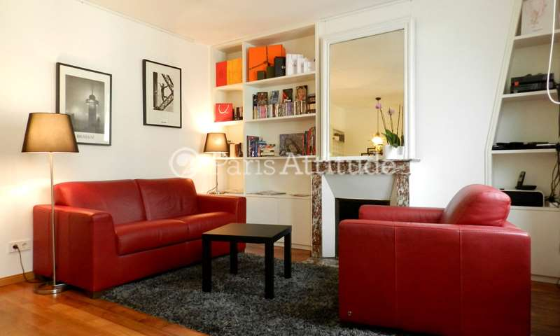 Rent Apartment 1 Bedroom 32m² avenue de La Motte Picquet, 75007 Paris