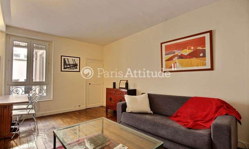 Rent Apartment 1 Bedroom 38m² rue Montorgueil, 1 Paris