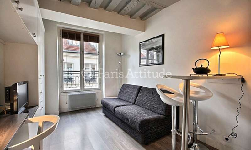 Rent Apartment Studio 18m² rue Charlot, 3 Paris