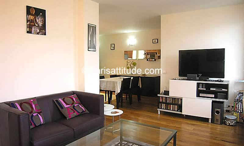 Rent Apartment 1 Bedroom 44m² rue de Plaisance, 75014 Paris