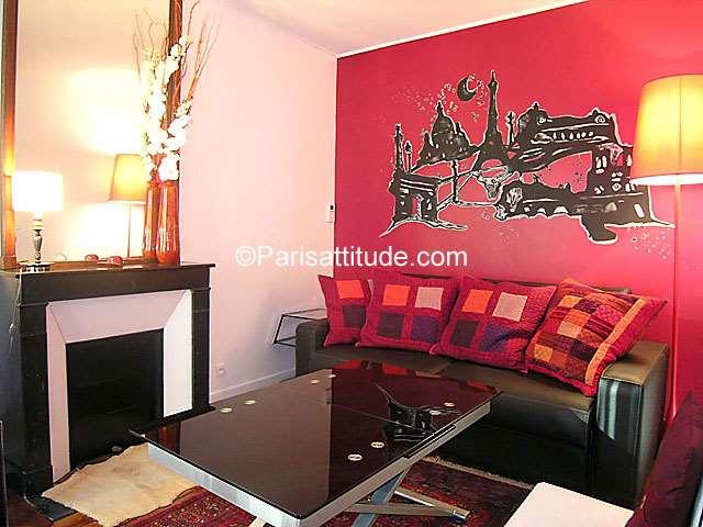 Rent Apartment in Paris 75007 - 30m² Eiffel Tower - Champs de Mars ...