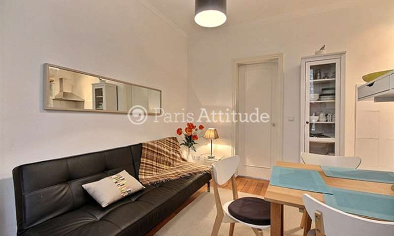 Rent Apartment 1 Bedroom 30m² passage d Enfer, 14 Paris
